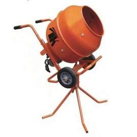 TK Equipment 3 Cu. Ft. Concrete Mixer w/ 1/3 HP Electric Motor MAX-MIX