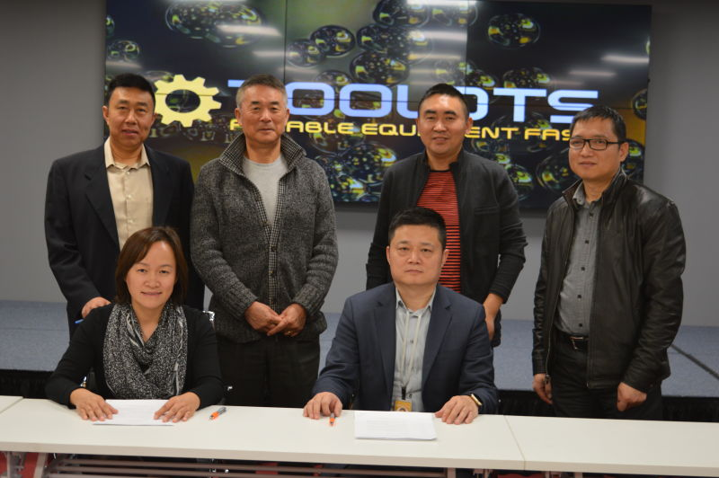 Toolots Signs Investment Agreement Injects Capital Into